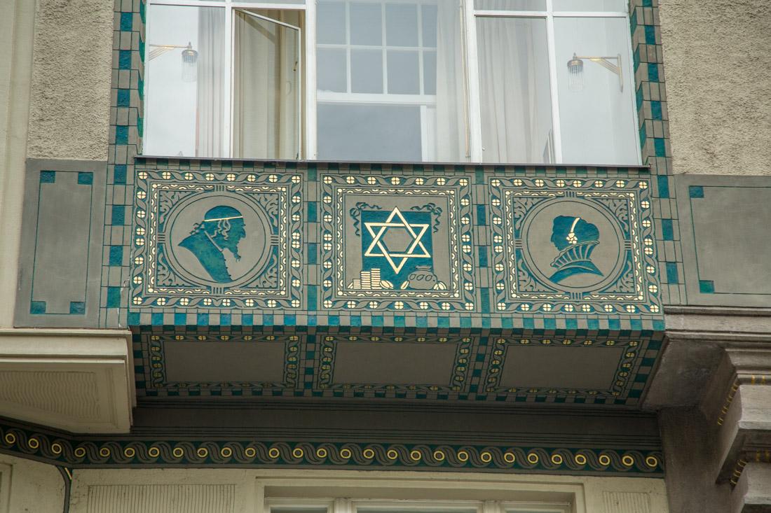 joodse wijk van Praag