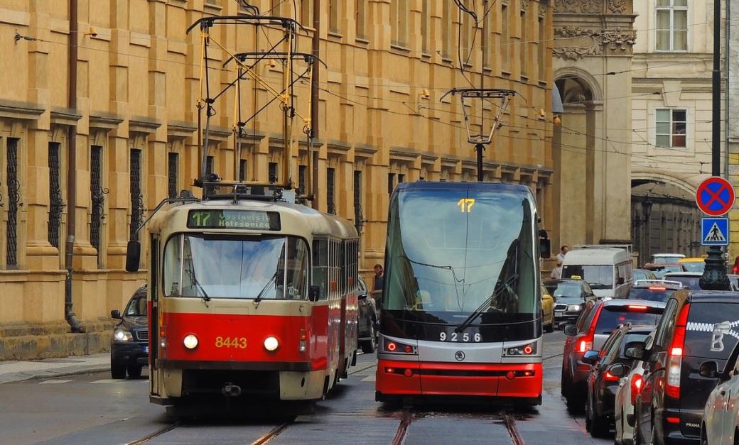 Vervoer in Praag