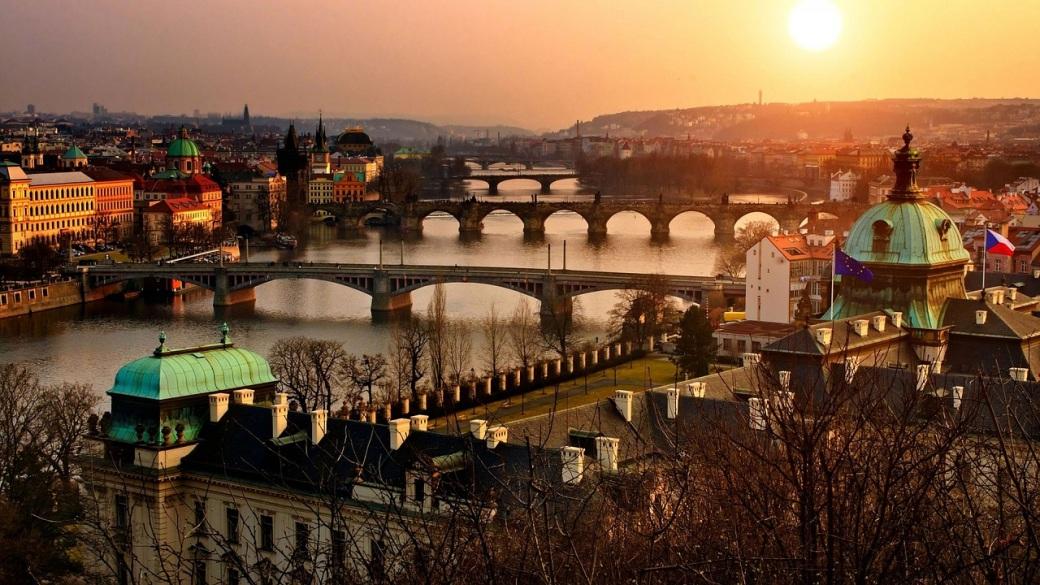stedentrip naar Praag